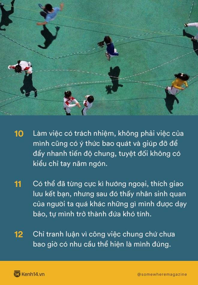 29 đặc điểm của một người được giáo dục tốt: Luôn đúng giờ, biết nhìn mặt người khác mà cư xử - Ảnh 7.