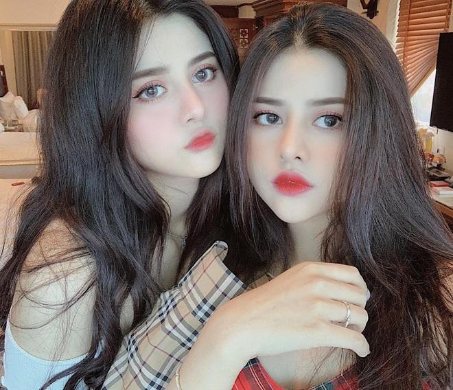 Xuất hiện hai chị em sinh đôi sn2000 cực phẩm: Cùng tên, xinh đẹp khiến cộng đồng mạng chỉ biết khen nức nở - Ảnh 14.