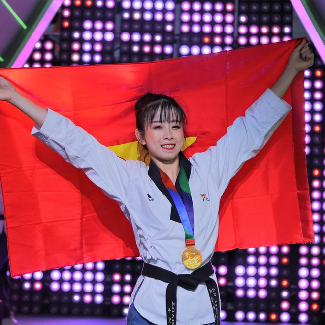Hot girl làng võ Châu Tuyết Vân: Nhan sắc xinh đẹp, nhiều lần vô ...