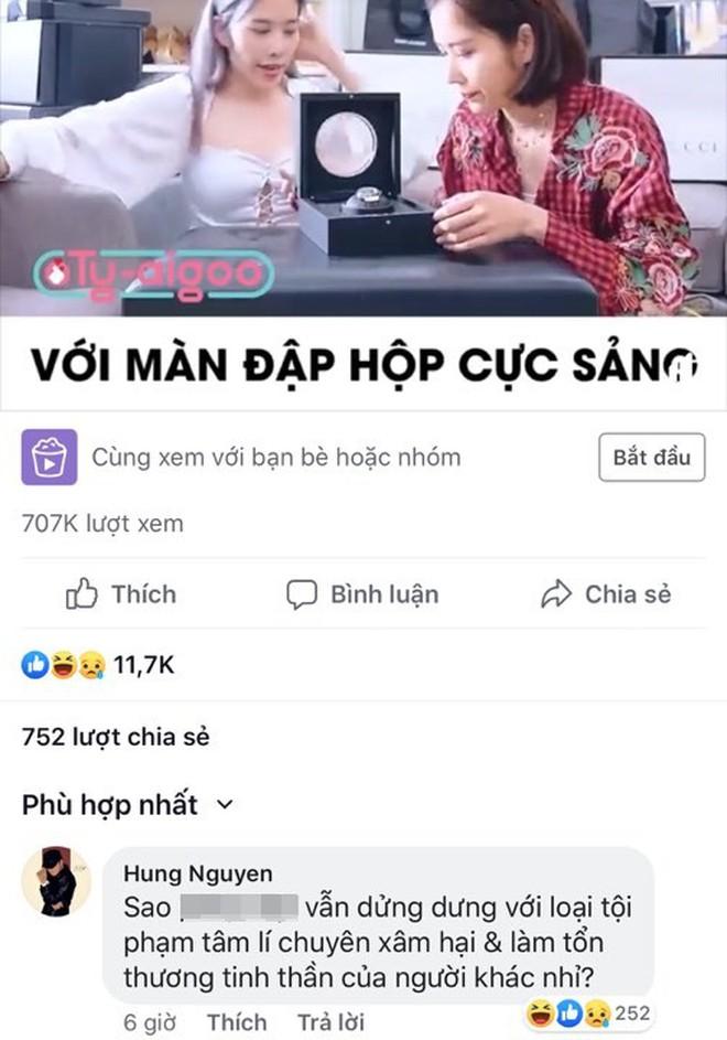 """Sau màn vừa đập hộp vừa """"cà khịa"""", Nam Em - Nam Anh bị rapper LiL Knight công khai chỉ trích trên mạng xã hội - Ảnh 2."""