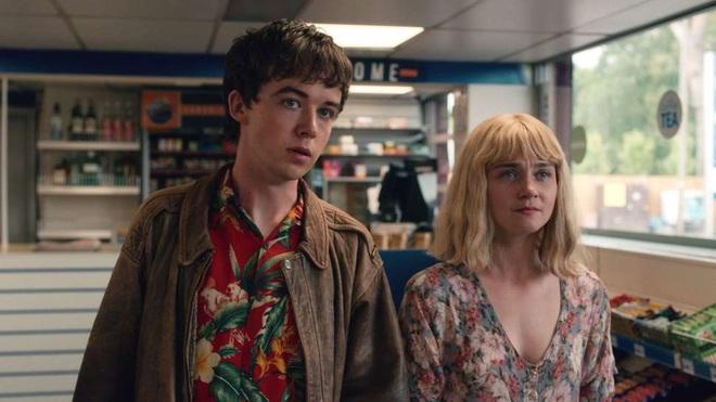 The End of the F***ing World: Thấm thía nỗi cô đơn tuổi dậy thì trong phim teen kì dị nhất trên Netflix - Ảnh 4.