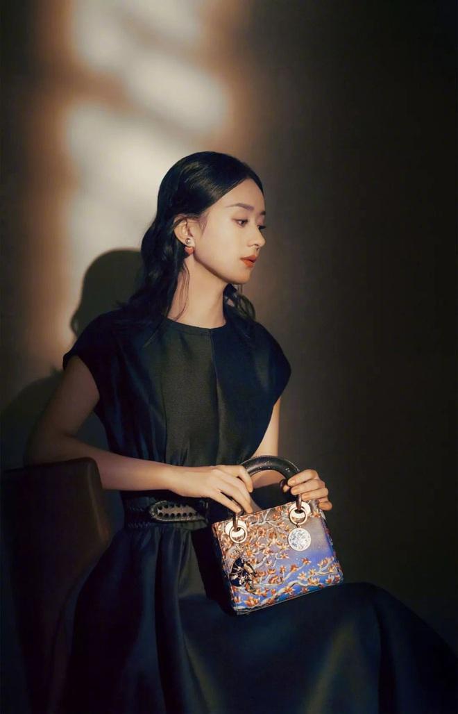Mặc dân tình xì xầm chê bai, Triệu Lệ Dĩnh một lần nữa khẳng định danh hiệu Đại sứ Dior Trung Quốc chưa hề bị mất - Ảnh 5.
