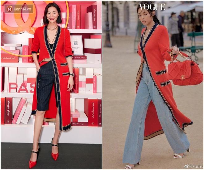 Khí chất thời trang đỉnh cao của Jennie: Chẳng hề thua kém siêu mẫu Liu Wen khi cùng diện đồ Chanel lên bìa tạp chí - Ảnh 3.