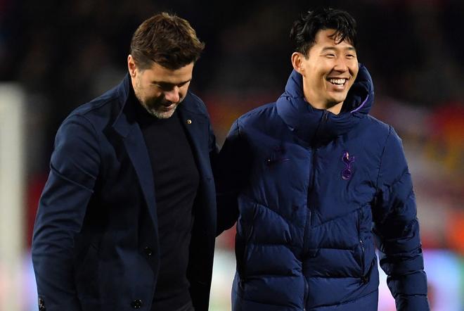 Nén nỗi buồn ra sân thi đấu, Son Heung-min tỏa sáng rực rỡ giúp đội nhà đại thắng ở Champions League - Ảnh 7.