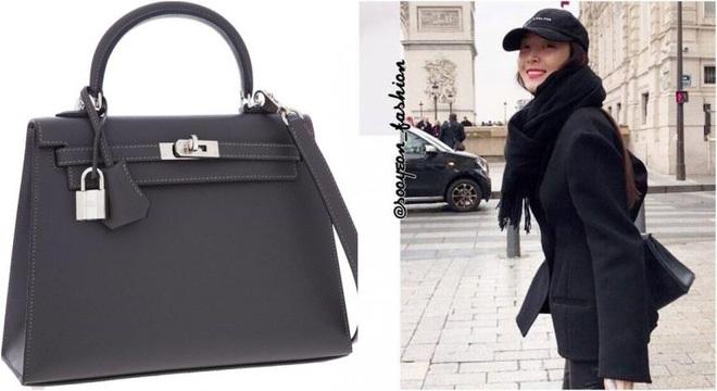 Jessica không phải dạng vừa đâu, sở hữu BST túi Hermès đáng nể, thậm chí còn mua nhiều màu cùng một mẫu - Ảnh 4.