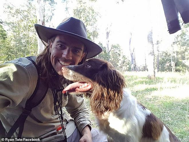 """""""Nàng chó triệu đô"""" dũng cảm lao vào đám cháy dữ dội để giải cứu những con gấu koala bị mắc kẹt trong đợt cháy rừng kinh hoàng ở Úc - Ảnh 1."""