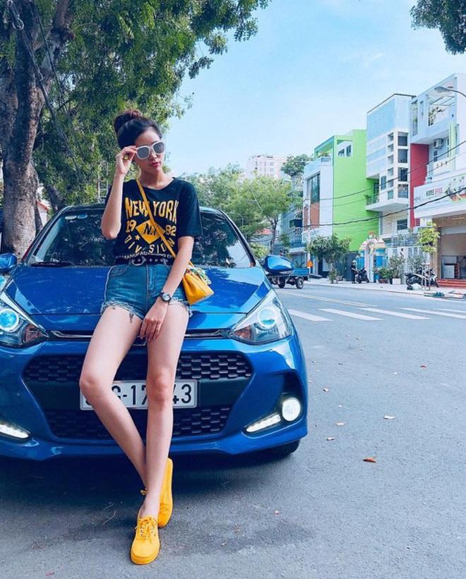 So kè 4 Hoa hậu Hoàn vũ Việt Nam sau 10 năm: Nhan sắc không vừa, Thùy Lâm - Khánh Vân trùng hợp, H'Hen Niê đặc biệt nhất - Ảnh 20.