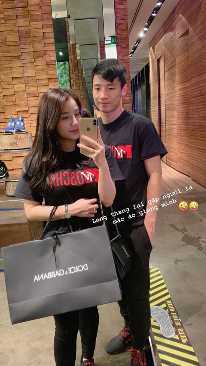 Dàn bạn gái cầu thủ Việt: Toàn con nhà trâm anh thế phiệt, xinh đẹp hơn người lại còn sở hữu học vấn siêu đỉnh - Ảnh 4.