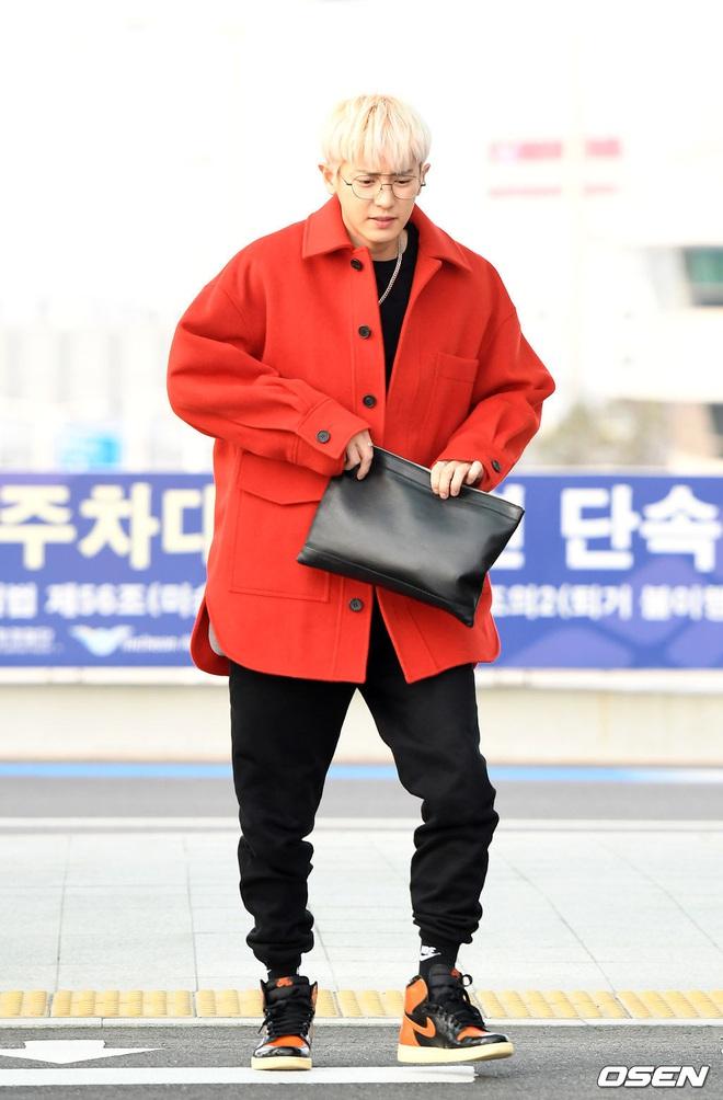 """Màn đụng độ """"trăm năm có một"""" của 4 boygroup Kpop hàng đầu: BTS đụng độ EXO, WINNER để mặt mộc đọ sắc với NCT - Ảnh 7."""