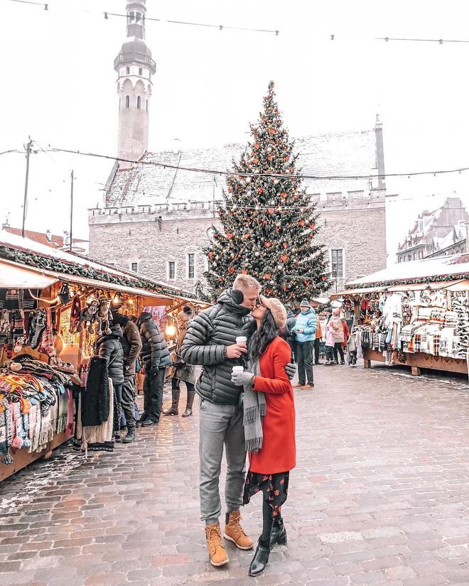 15 địa điểm đón Giáng sinh hút khách nhất trên thế giới, không thể thiếu quê hương ông già Noel ở vị trí đầu tiên - Ảnh 5.