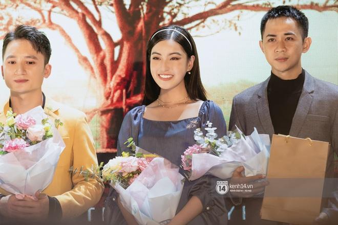 Nguyễn Lâm Thảo Tâm tại buổi ra mắt phim