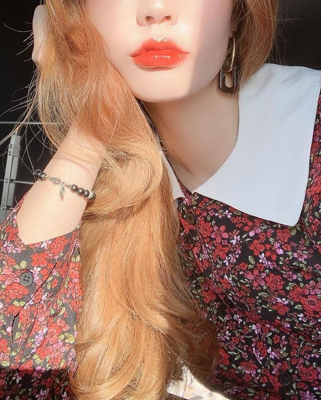 Không phải son lòng môi hay má hồng say rượu, đây mới là 3 kiểu makeup đẹp xỉu được gái Hàn thi nhau diện mùa lễ hội này - Ảnh 3.
