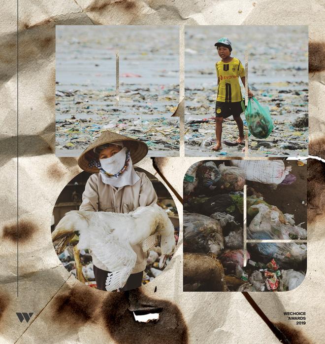 Hành trình cứu biển của nhiếp ảnh gia đi xe máy hơn 7.000km, chụp 3.000 bức ảnh về rác thải nhựa - Ảnh 11.