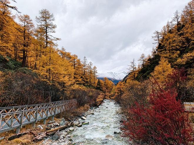 """Hiếm nơi nào lại có nhiều cảnh đẹp được ví như """"tiên cảnh"""" bằng Tứ Xuyên, không hổ danh là thiên đường chốn hạ giới - Ảnh 4."""