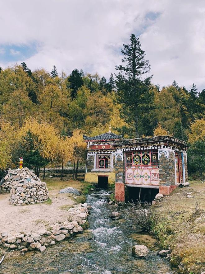 """Hiếm nơi nào lại có nhiều cảnh đẹp được ví như """"tiên cảnh"""" bằng Tứ Xuyên, không hổ danh là thiên đường chốn hạ giới - Ảnh 11."""