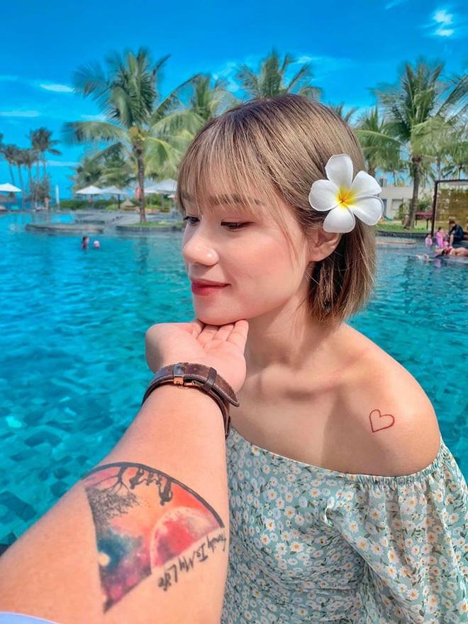 """Từng bị chê bai là """"con mập"""", cô gái Hà Nội giảm gần 20kg chỉ sau một năm nhờ """"7 ăn, 3 tập"""" - Ảnh 7."""
