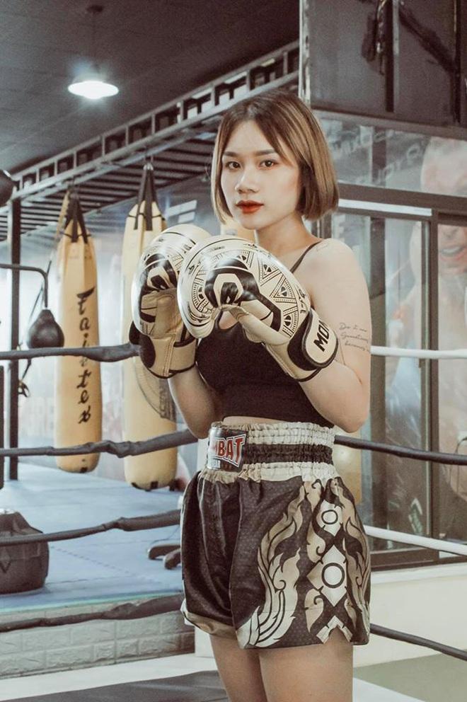 """Từng bị chê bai là """"con mập"""", cô gái Hà Nội giảm gần 20kg chỉ sau một năm nhờ """"7 ăn, 3 tập"""" - Ảnh 12."""