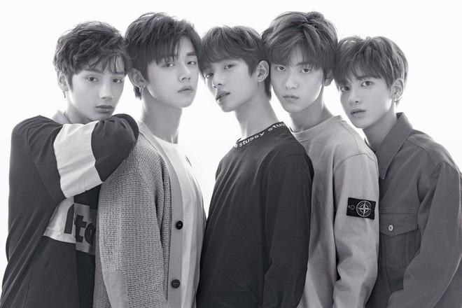 Nhóm nhạc nam được tuyển chọn theo hình mẫu của BTS chính thức lộ diện - Ảnh 6.