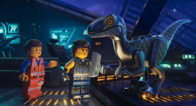 """Cười vỡ bụng với màn trở lại siêu lầy lội của thế giới xếp hình """"The Lego Movie 2 - Ảnh 5."""
