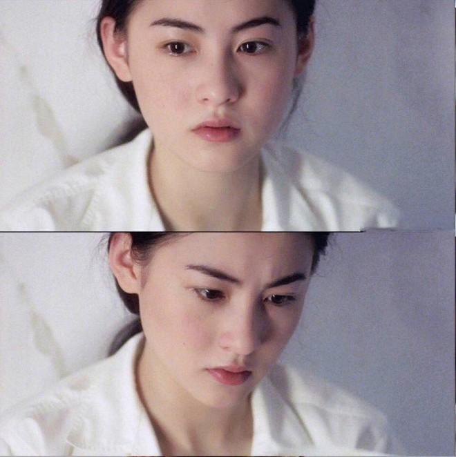 Thật không ngờ vào thời son phấn còn chưa bùng nổ, Trương Bá Chi vẫn xinh đẹp đến nao lòng thế này - Ảnh 2.