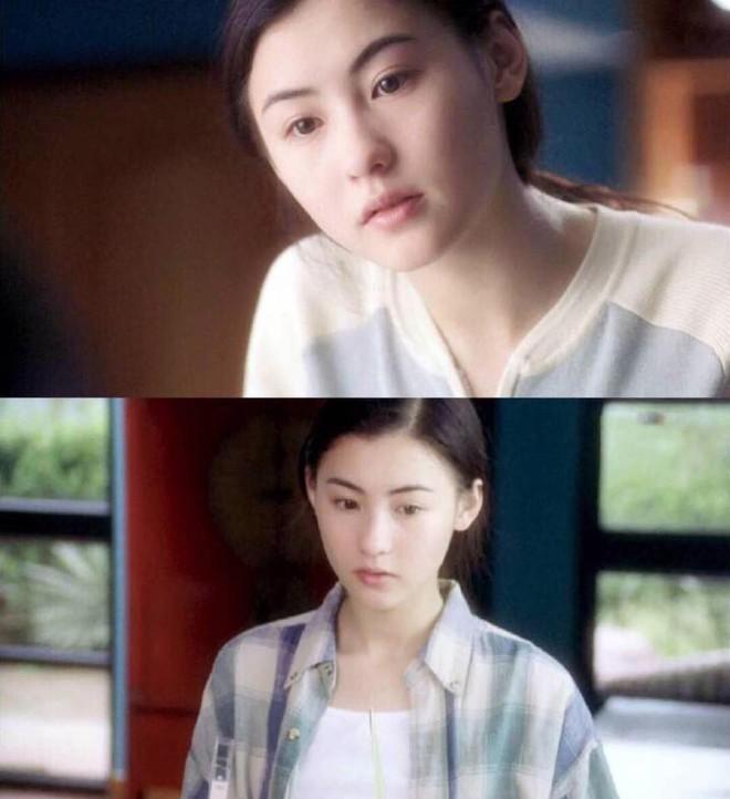 Thật không ngờ vào thời son phấn còn chưa bùng nổ, Trương Bá Chi vẫn xinh đẹp đến nao lòng thế này - Ảnh 4.