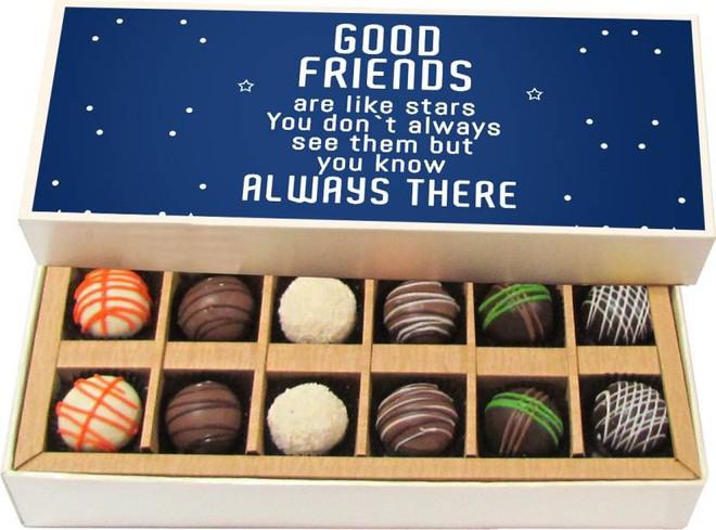 """Decode những loại chocolate được tặng trong ngày Valentine của Nhật Bản, có loại còn mang ý nghĩa """"friendzone"""" - Ảnh 3."""