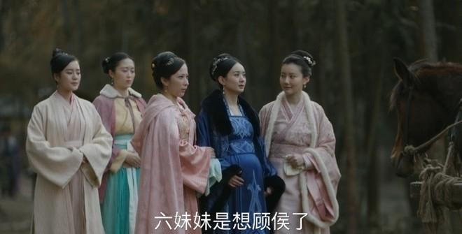"""Lấy chồng giàu mà cả 2 vợ của Phùng Thiệu Phong """"Minh Lan Truyện"""" mặc mãi một bộ váy duy nhất! - Ảnh 3."""
