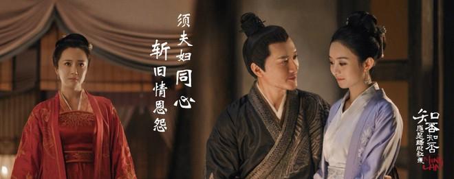 """Lấy chồng giàu mà cả 2 vợ của Phùng Thiệu Phong """"Minh Lan Truyện"""" mặc mãi một bộ váy duy nhất! - Ảnh 8."""