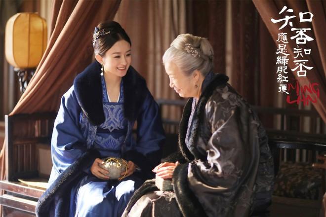 """Lấy chồng giàu mà cả 2 vợ của Phùng Thiệu Phong """"Minh Lan Truyện"""" mặc mãi một bộ váy duy nhất! - Ảnh 4."""