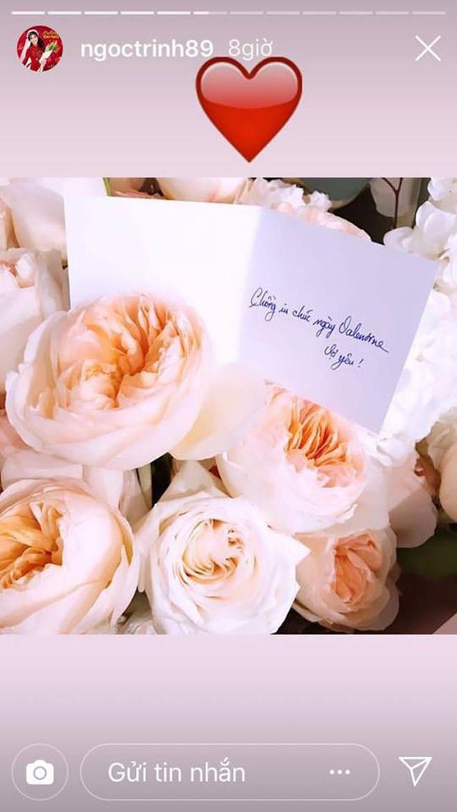 Sao Việt háo hức khoe quà lãng mạn, công khai điều đặc biệt trong ngày Valentine - Ảnh 10.
