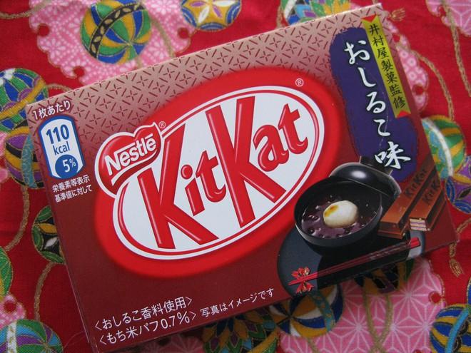 Người Nhật có một sự cuồng không nhẹ với đậu đỏ và đây là những món ăn chứng minh điều đó - Ảnh 8.