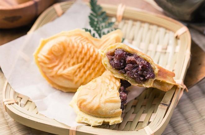 Người Nhật có một sự cuồng không nhẹ với đậu đỏ và đây là những món ăn chứng minh điều đó - Ảnh 9.