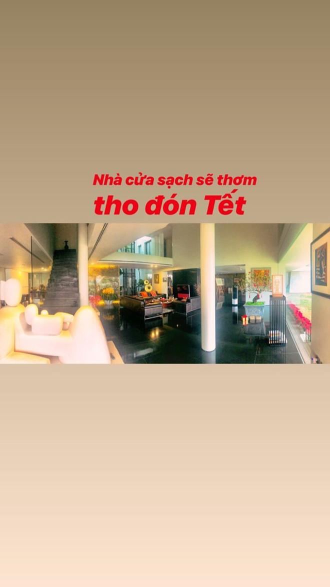 Khoe dăm ba cái ảnh dọn nhà ăn Tết thôi mà ai cũng loá mắt về độ sang chảnh của rich kid Việt - Ảnh 1.