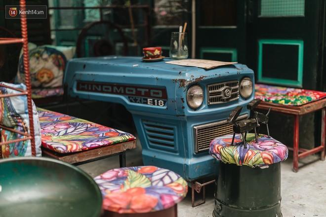 Quán cà phê tái chế lớn nhất Hà Nội: Ý tưởng bắt nguồn từ làng ung thư. 2