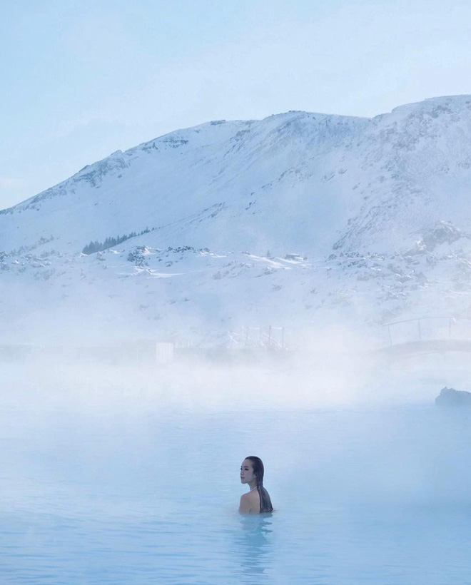 Có gì đặc biệt ở hồ nước nóng mà Bảo Anh vừa check-in một phát là có ngay 120k likes trên Instagram? - Ảnh 3.