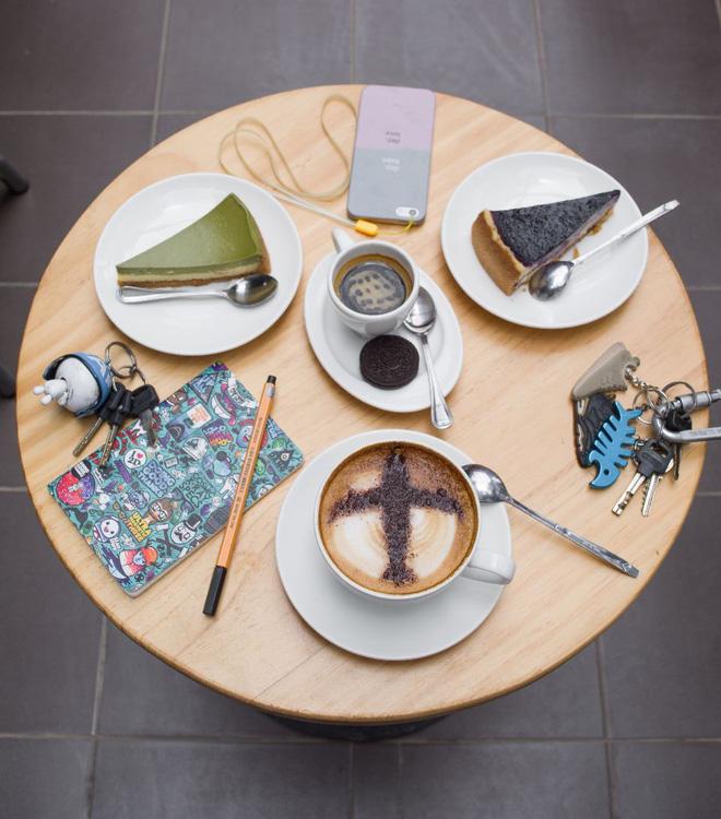 """Điểm danh các quán cà phê có latte art đẹp và """"nghệ"""" cho các tín đồ sống ảo ở Sài Gòn - Ảnh 6."""