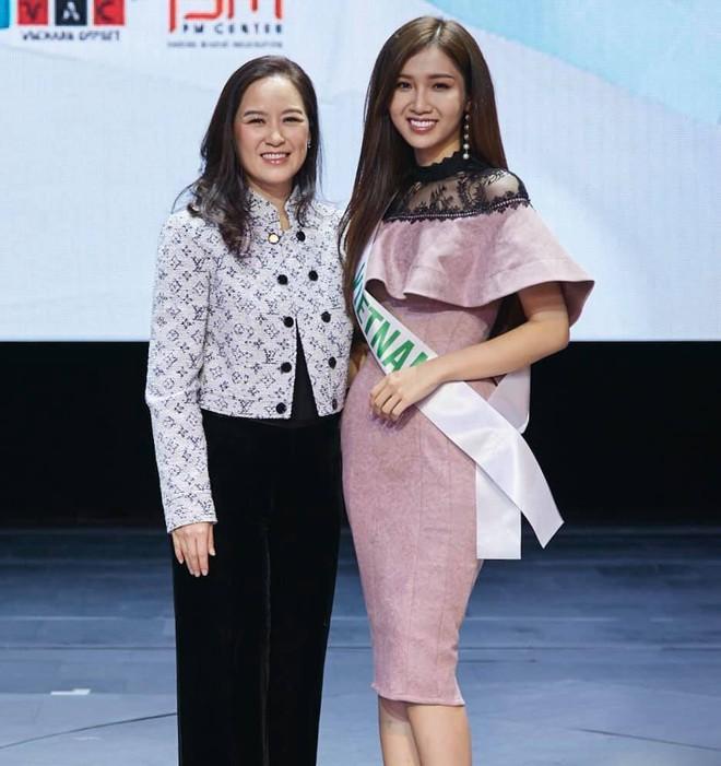 Đại diện Việt Nam diện bikini khoe body nóng bỏng, sẵn sàng chinh phục vương miện Hoa hậu Chuyển giới Quốc tế - Ảnh 1.