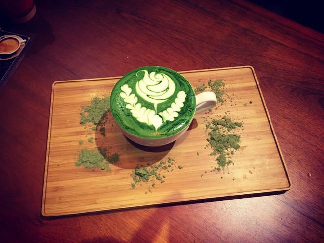 """Điểm danh các quán cà phê có latte art đẹp và """"nghệ"""" cho các tín đồ sống ảo ở Sài Gòn - Ảnh 3."""