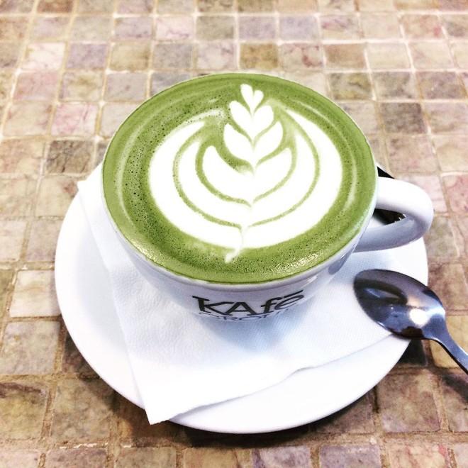 """Điểm danh các quán cà phê có latte art đẹp và """"nghệ"""" cho các tín đồ sống ảo ở Sài Gòn - Ảnh 5."""