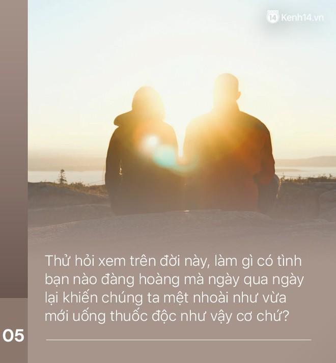 Từ lùm xùm ly hôn vì tiểu tam của nhà Song Song: Thiếu gì chuyện chơi với bạn hết mình, bạn chơi lại một cú hết hồn - Ảnh 5.