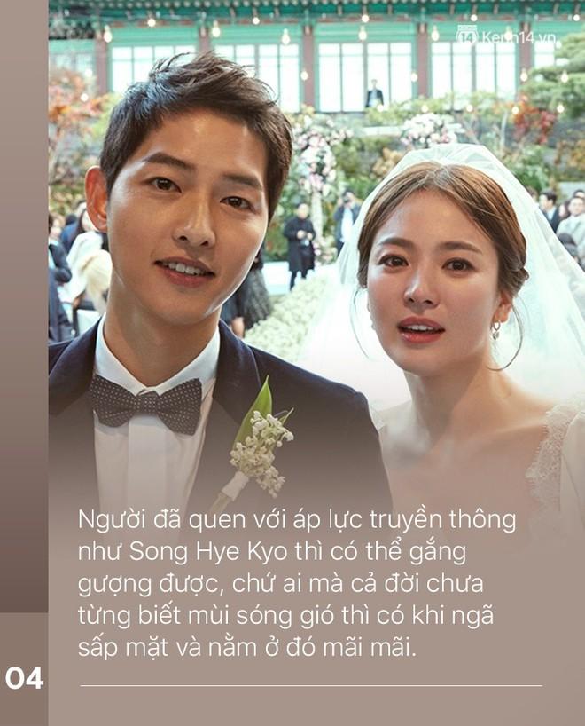 Từ lùm xùm ly hôn vì tiểu tam của nhà Song Song: Thiếu gì chuyện chơi với bạn hết mình, bạn chơi lại một cú hết hồn - Ảnh 4.
