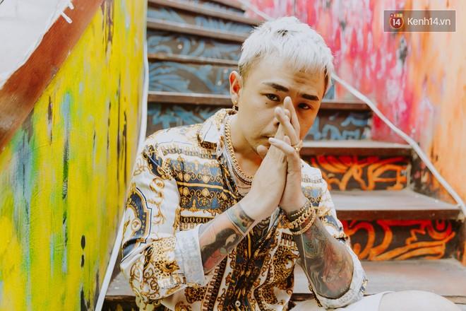"""Rapper Binz: Nhiều người khuyên tôi đừng nên sáng tác nhạc """"gắt"""" nữa nhưng đó mới là tôi - Ảnh 2."""