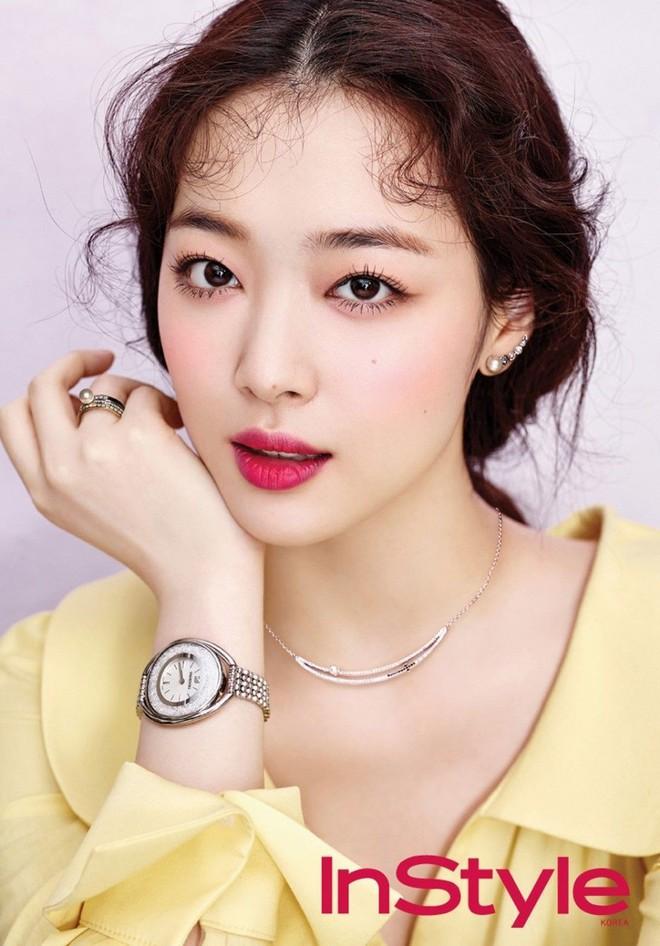 Tiêu chuẩn chọn mỹ nhân đẹp nhất showbiz Hàn, Trung, Nhật: Điểm chung nằm ở mắt, đại diện Nhật hack tuổi quá đỉnh - Ảnh 9.