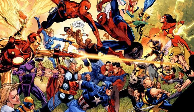 """Lục lọi hồ sơ vũ trụ của 2 chủng tộc da xanh thượng đẳng Kree và Skrull trong """"Captain Marvel"""" - Ảnh 6."""