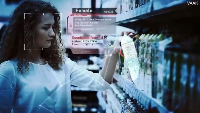 Đừng coi thường siêu thị Nhật Bản: Camera nhìn người đoán nhân phẩm, tiên đoán trước ai là kẻ cắp - Ảnh 3.