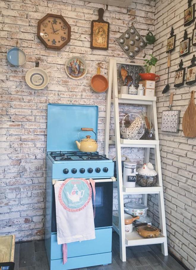Điểm danh những tiệm trà bánh tông màu pastel chứa cả bầu trời xinh xắn ở Sài Gòn - Ảnh 5.