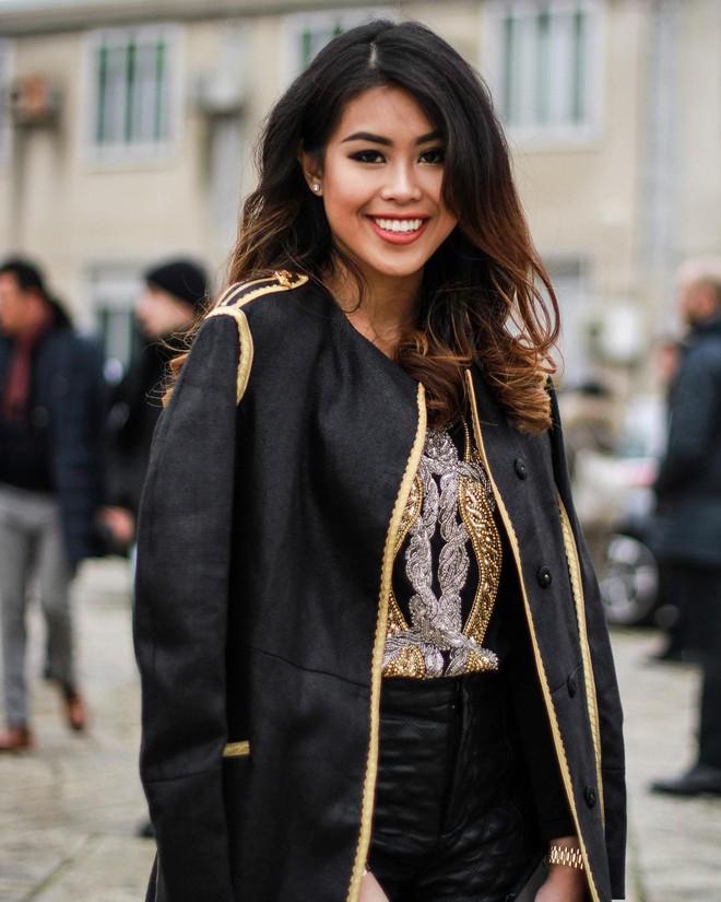 """Thảo Tiên: Cô nàng """"rich kid"""" mới 22 tuổi nhưng mê đồ đen đến mức sắc đen ngập tràn mọi ngõ ngách Instagram - Ảnh 1."""
