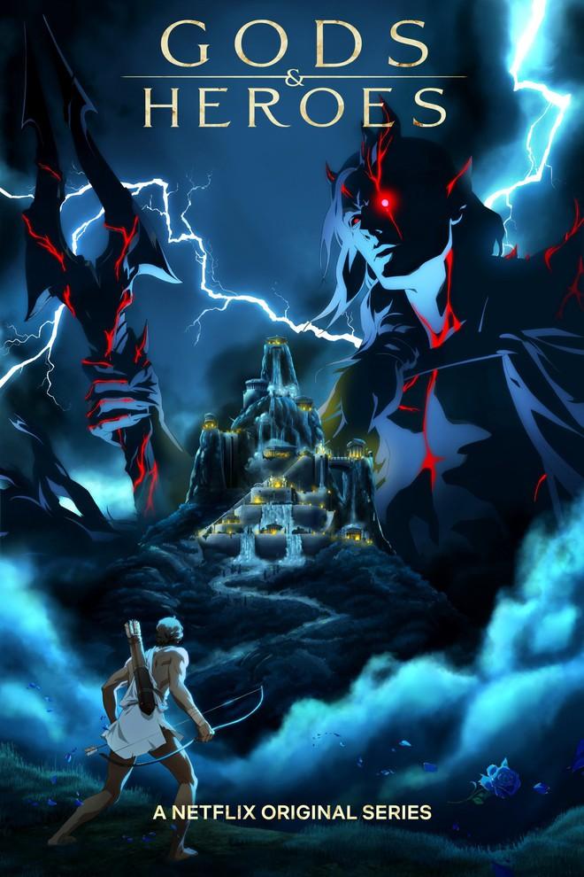 Netflix công bố loạt phim mới: Sẽ có phim tương tác cho hội chị em, thêm loạt hoạt hình thần thoại Hy Lạp - Ảnh 4.