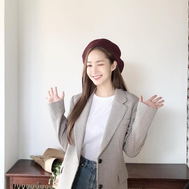 Vòng 1 đẫy đà như Park Min Young thì mặc gì vừa đẹp vừa sang? Câu trả lời nằm ở 4 tips sau đây - Ảnh 2.