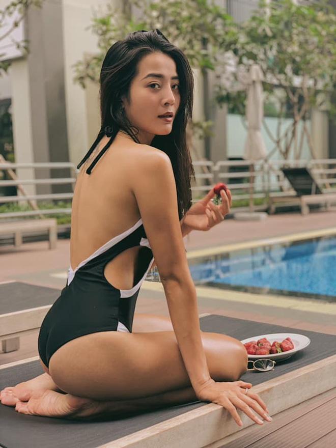 """Không ngờ """"cô bạn thân giật người yêu"""" cũng sở hữu sắc vóc và phong cách sexy, đến Hương Giang cũng phải dè chừng - Ảnh 4."""